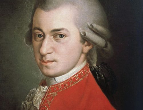 Semi-Finalist in Mozart Singing Competition
